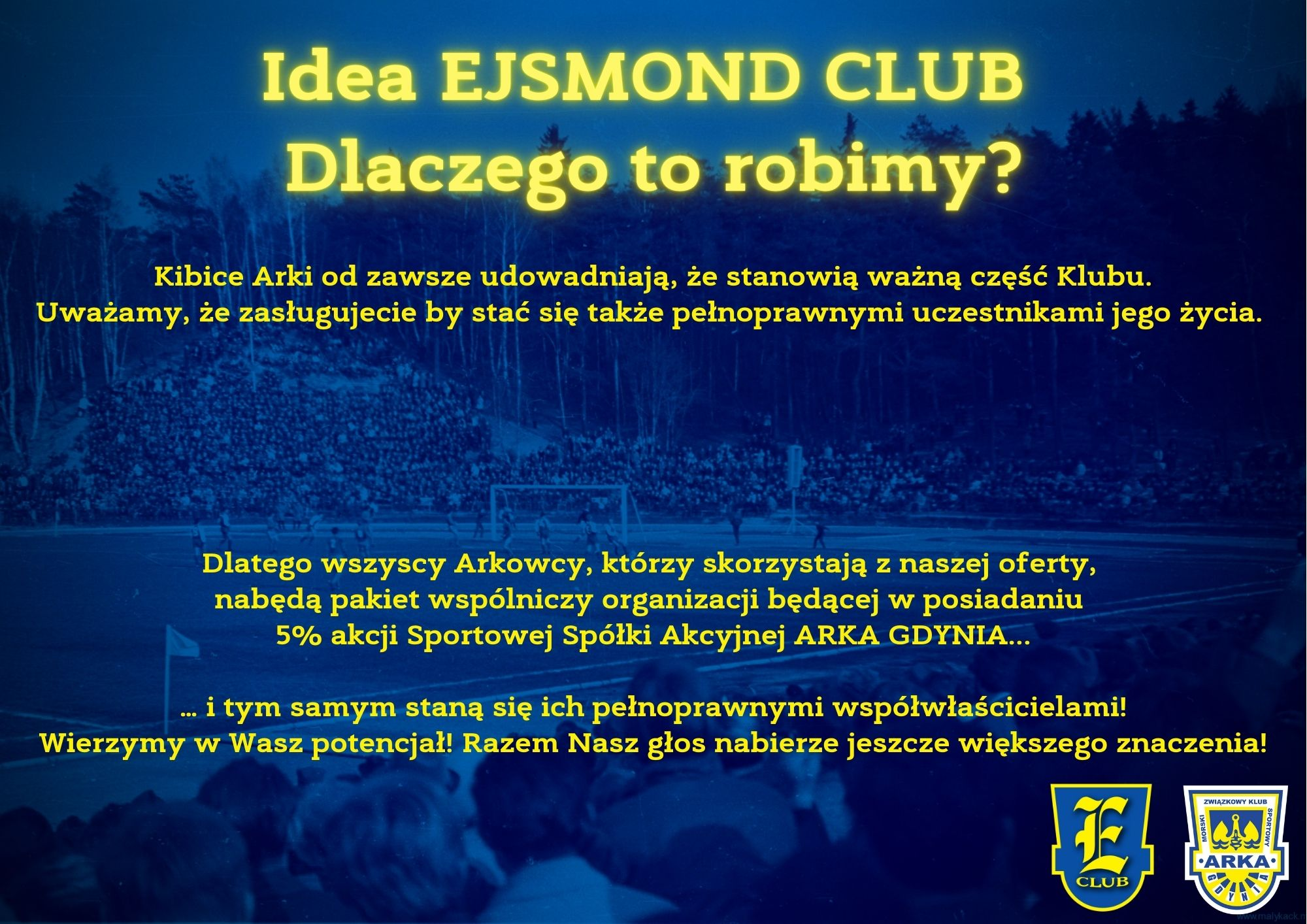 Idea EJSMOND CLUB